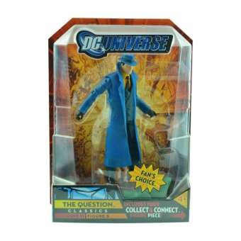 DC Universe: Wave 11 The Question Collectible Figure