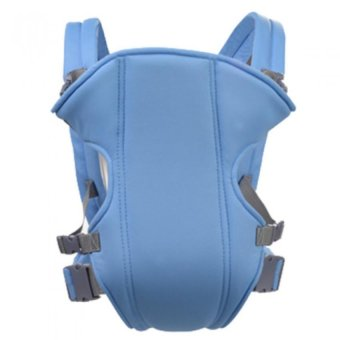 Deluxe Baby Carrier (Sky Blue) Price Philippines
