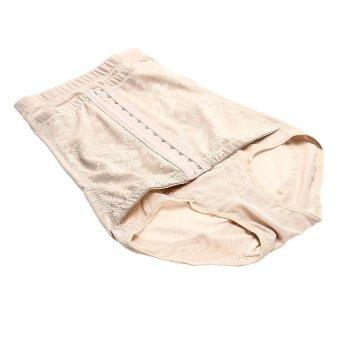 DHS Body Shaper Slimming Control Underwear Apricot XXL Women - Intl