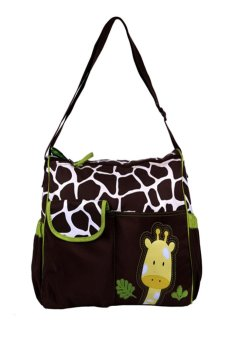 Diaper Bag Big Size with Changing Pad and Adjustable Strap