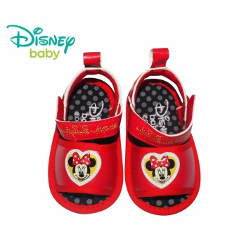 Disney Baby Minnie Mouse Sandals with Polka dots Design Price Philippines