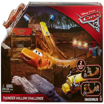 Disney Cars 3 - Thunder Hollow Challenge Playset Price Philippines