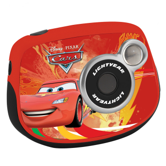 Disney Cars Digital Camera 300K Pixels