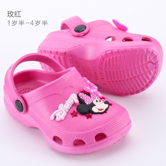 Disney children's sandals and slippers