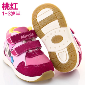 Disney new female children's shoes Baby Shoes