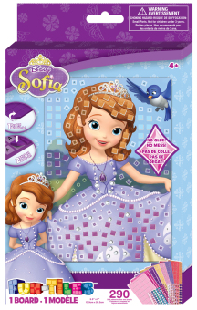 Disney Sofia Mini Fun-Tiles