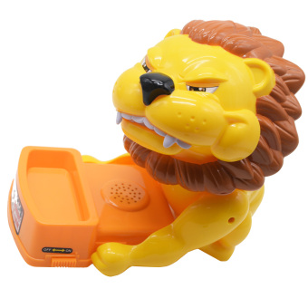 Do not Wake Lion Fierec Lion Beware of Simba Puzzle Game Toy Set Price Philippines