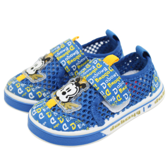 Dongbaoyangguang New style summer children's porous shoes toddler shoes