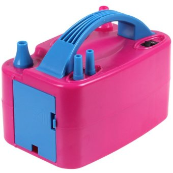 Double Hole HT-501 High Voltage AC Electric Balloon Pump - 3