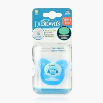 Dr. Brown's PreVent Contoured Glow-in-the-Dark Stage 3 Pacifier