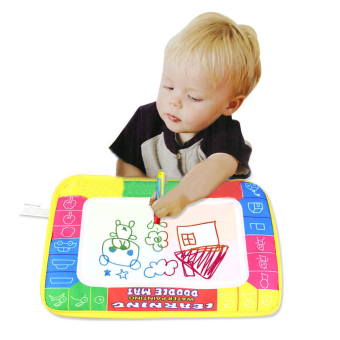 Drawing Water Pen Painting Magic Doodle Aquadoodle Mat Board KidBoy Girl Toy Price Philippines