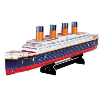 Educational 3D Model Movie Titanic Ship DIY Toy 30 Pcs Price Philippines
