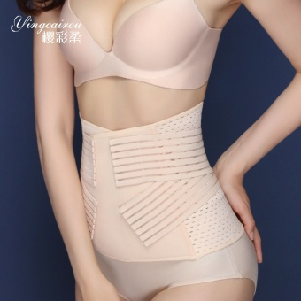 Elastic Postpartum Abdominal Belt Binder Belly Waist Shaper ForWomen And Maternity---M Size - intl - 3