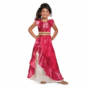 Elena of Avalor Costume for Girls Size Medium Age 7-8 years old