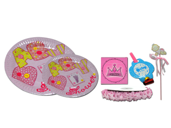 Enfant Baby Party Pack (Pink1)