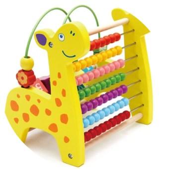 ENLIGHTEN Children's Early Childhood wooden multi-functional knock piano