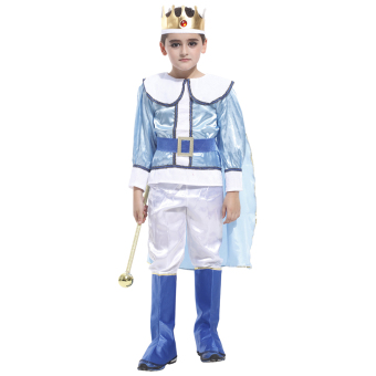 EOZY Halloween Cosplay Kids Prince Costume The King Costumes ForChildren's Day Boys -XL Price Philippines