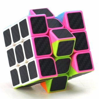 EverSpeed 3x3 Carbon Fiber Speed Rubik's Cube