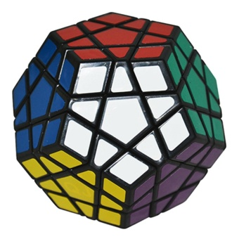 EverSpeed Megaminx Rubik's Speed Magic Cube Black