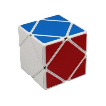 EverSpeed Skewb Rubik's Magic Smooth Cube White - 3