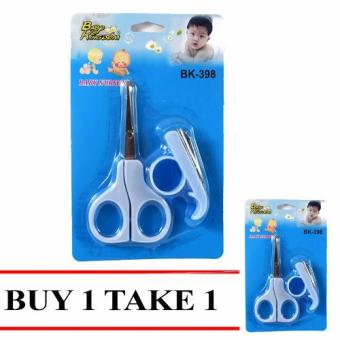 Fashion Baby Kingdom BK398 Nail Clippers Scissors Trimmer Buy 1Take 1