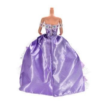 Fashion Handmade Dresses for Barbies - picture 2