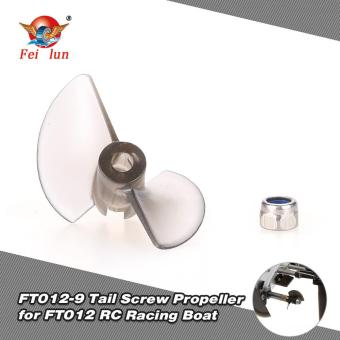 Feilun FT012-9 Tail Screw Propeller Boat Spare Part for FeilunFT012 RC Boat - intl Price Philippines