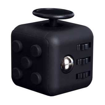 Fidget Cube Stress Reliever Magic Cube J1506A - intl Price Philippines