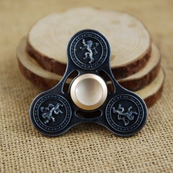 Fidget Spinner Game of Thrones Badge of House Stark House Targaryen Dragon Hand Spinner - intl Price Philippines