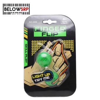 Finger Flip Control The Roll Glow In The Dark (Green)