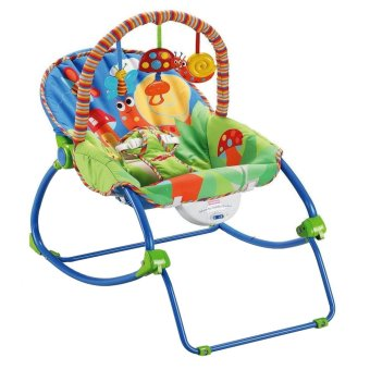 Fisher Price 0306 Infant to Toddler Baby Rocker