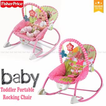 Fisher-Price 0306 Infant to Toddler Rocker(Pink)