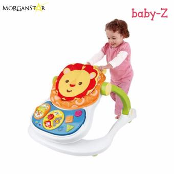 Fisher Price 4-in-1 Lion Multi Functional Entertainment Baby Walker #3689
