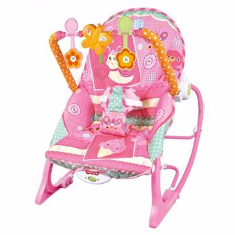 Fisher-Price Infant To Toddler Butterfly Baby Rocker
