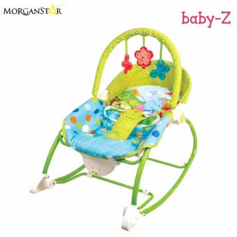 Fisher Price Infant To Toddler Rocker #5589 (Green)