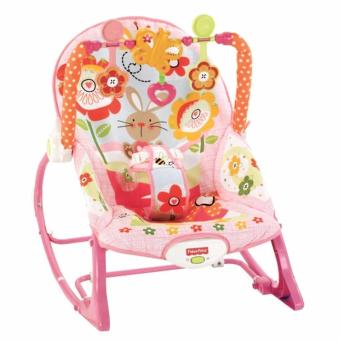 Fisher Price Infant-To-Toddler Rocker Bunny (Pink)