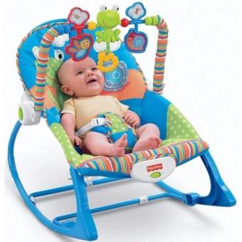 Fisher-Price Infant To Toddler Rocker Frog Design