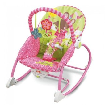 Fisher-Price Infant-to Toddler Rocker Princess Mouse (Pink) Price Philippines