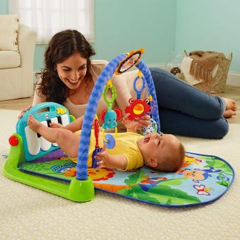 Fisher Price Kick & Play Piano Gym (Blue) Price Philippines