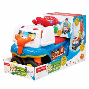 Fisher-Price Little People Activity Airplane Ride-On Price Philippines