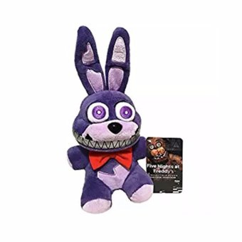 FNAF Funko five nights at freddy Foxy bear toy plush dolls stuffedanimals plush fox toys - intl