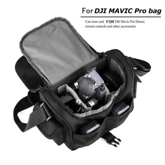For DJI Mavic Pro Drone Strorage Portable Carrying Travel CaseCover Bag Box Black - intl Price Philippines