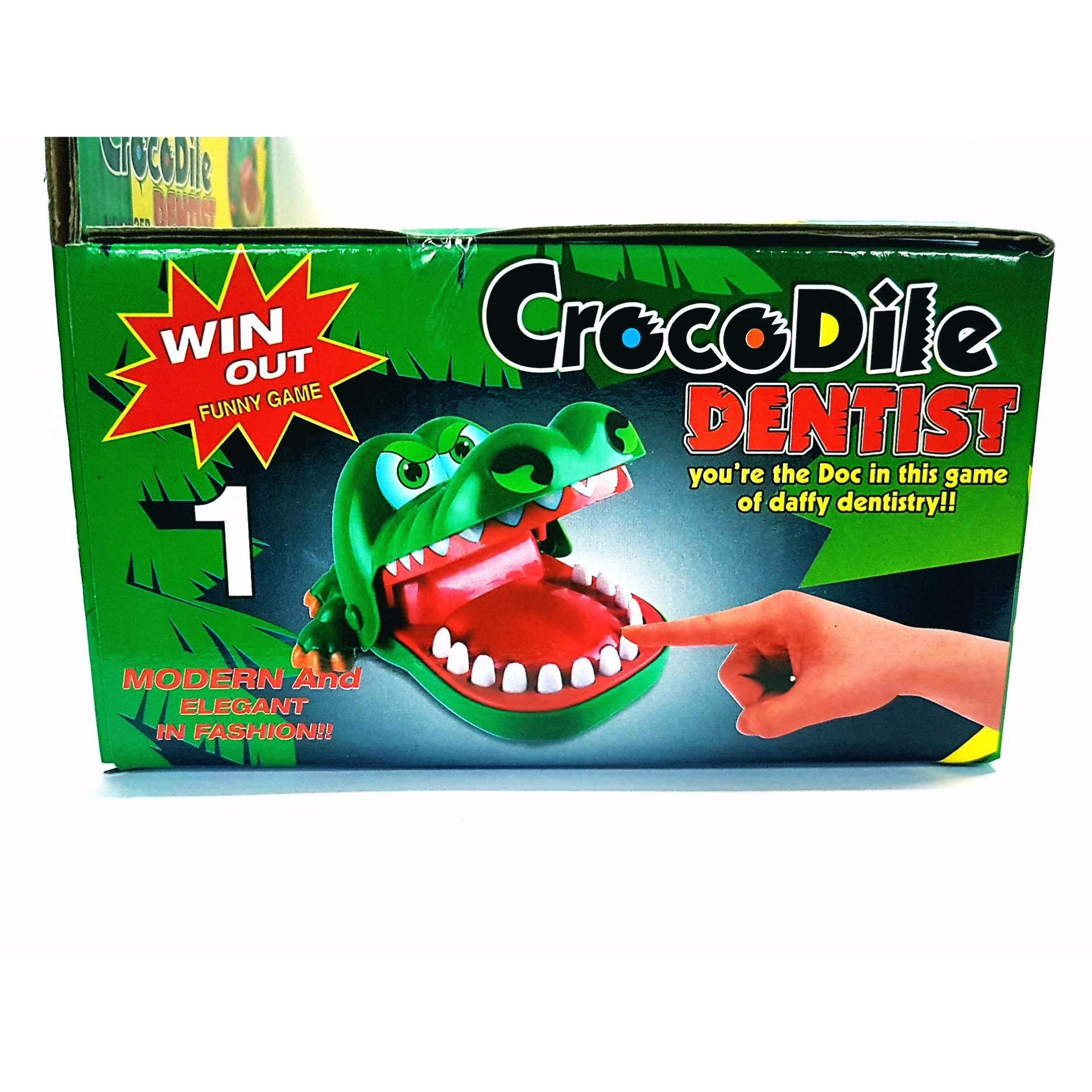 Philippines Game Room Crocodile Dentist Find Best Deals In