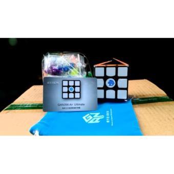 Gan 356 Air UM Ultimate Magnet Speed Cube Gans 356 3x3 Black - 3
