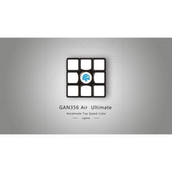 Gan 356 Air UM Ultimate Magnet Speed Cube Gans 356 3x3 Black - 5