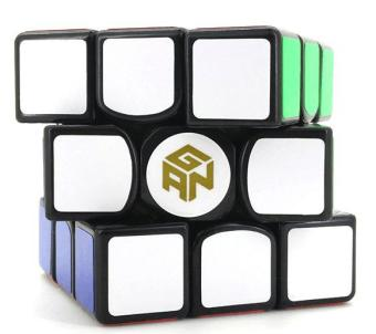 Gan 356s 3X3 Competition Rubik's Cube Black Magic Cube - intl