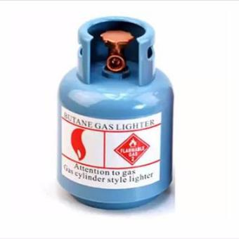 Gas Tank Coin Bank (Blue)
