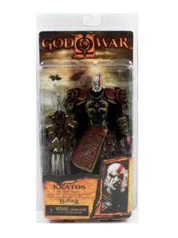 God of War Kratos In Ares Armor w/ the Blades of Olympus ( Multicolor )