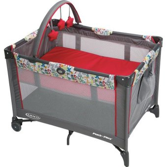 Graco Pack N Play Travel Playard Typo - picture 2