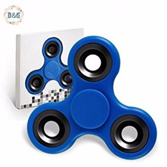 Greatnes Hand Spinner Tri-Spinner Fidget Toys For Adults Kids AntiStress Gyroscope Spinning Top Magic Finger Toys Educational Tools
